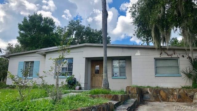 312 S Seminole Avenue, Inverness, FL 34450 (MLS #776981) :: Plantation Realty Inc.