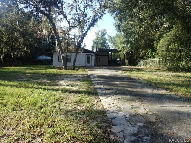 6390 W Homosassa Trail, Homosassa, FL 34448 (MLS #777441) :: Plantation Realty Inc.