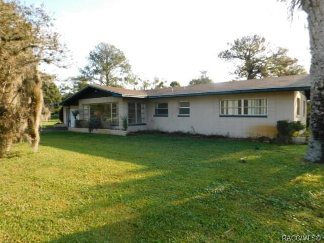 685 N Afterglow Circle, Crystal River, FL 34429 (MLS #779077) :: Pristine Properties
