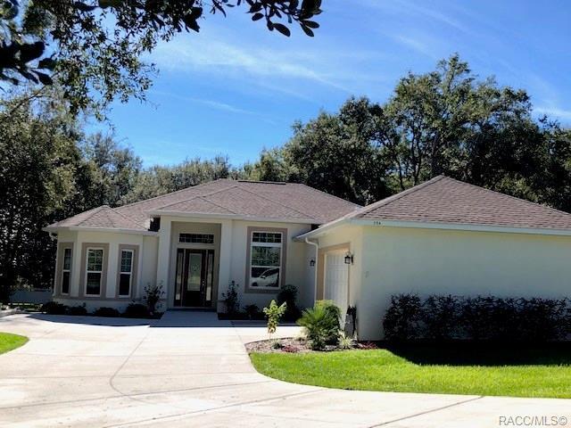 356 W Cobblestone Loop #37, Hernando, FL 34442 (MLS #779103) :: Plantation Realty Inc.