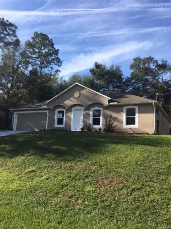 8420 N Sarazen Drive, Citrus Springs, FL 34434 (MLS #779114) :: Plantation Realty Inc.