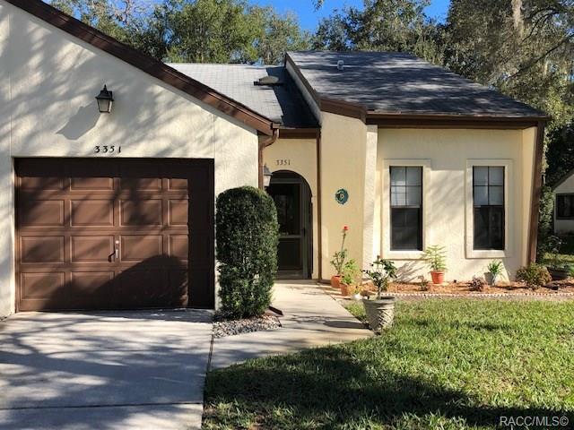 3351 S Belgrave Drive, Inverness, FL 34452 (MLS #779683) :: Plantation Realty Inc.