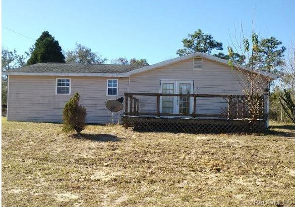 4736 W Oxford Street, Dunnellon, FL 34433 (MLS #779744) :: Plantation Realty Inc.