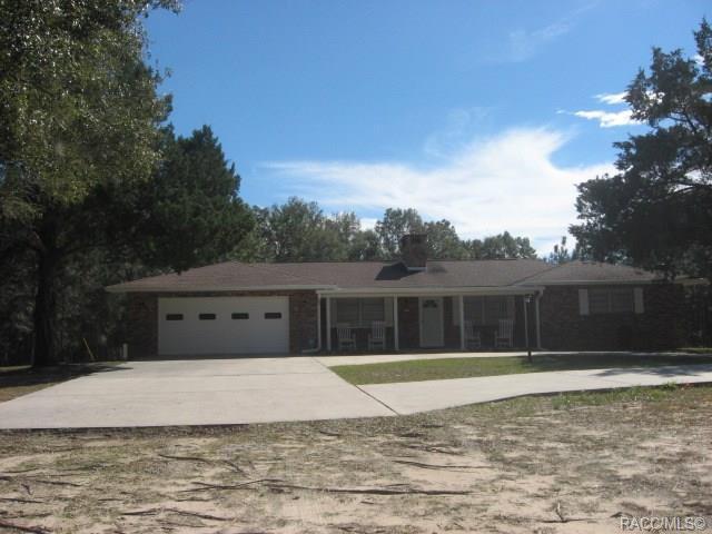 11441 S Hibbard Path, Floral City, FL 34436 (MLS #780330) :: Plantation Realty Inc.