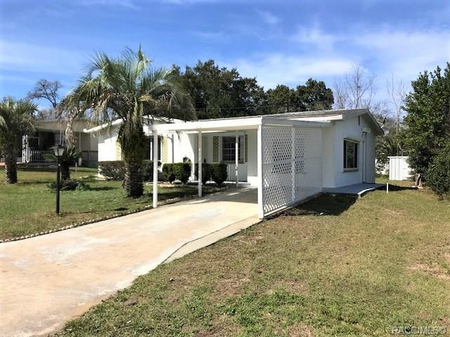 20 S Barbour Street, Beverly Hills, FL 34465 (MLS #780647) :: Pristine Properties