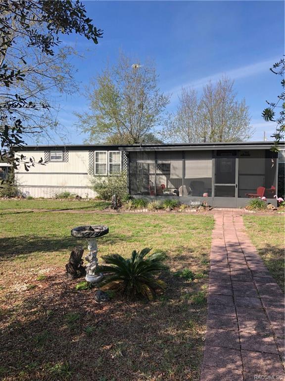 20080 SE 111th Terrace, Inglis, FL 34449 (MLS #780735) :: Plantation Realty Inc.
