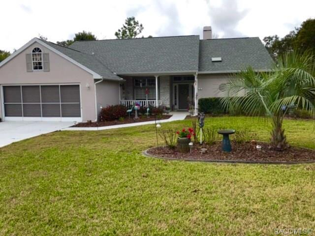 13 Ipomoea Court, Homosassa, FL 34446 (MLS #780778) :: Plantation Realty Inc.