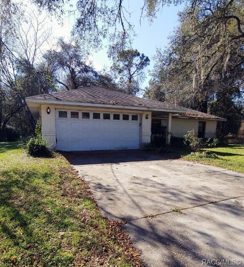 3292 E Kennedy Street, Inverness, FL 34453 (MLS #780939) :: Plantation Realty Inc.