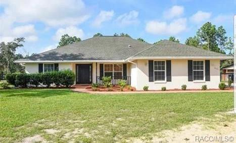 3730 N Stirrup Drive, Beverly Hills, FL 34465 (MLS #781999) :: Plantation Realty Inc.