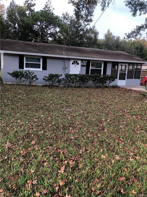 7509 W Miss Maggie Drive, Homosassa, FL 34448 (MLS #782032) :: Plantation Realty Inc.