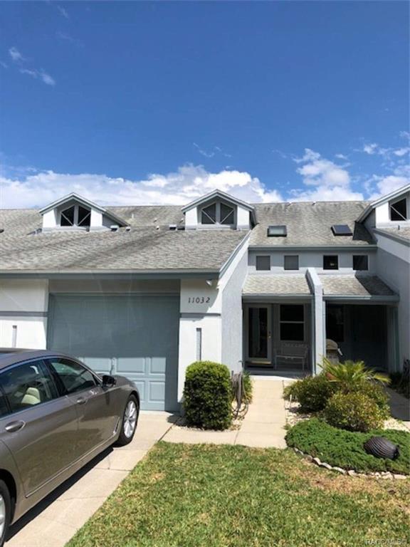 11032 W Cove Harbor Drive, Crystal River, FL 34428 (MLS #782158) :: Pristine Properties