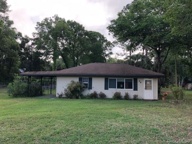 24 66th Street, Yankeetown, FL 34498 (MLS #782207) :: Plantation Realty Inc.