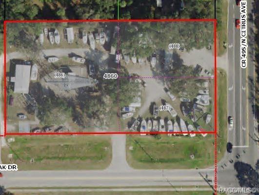 3689 N Turkey Oak Drive #486, Crystal River, FL 34428 (MLS #782260) :: Pristine Properties