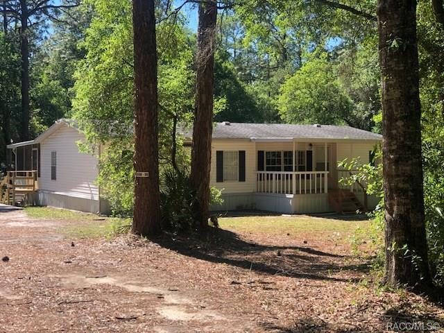 7532 N Heller Avenue, Dunnellon, FL 34433 (MLS #782367) :: Plantation Realty Inc.