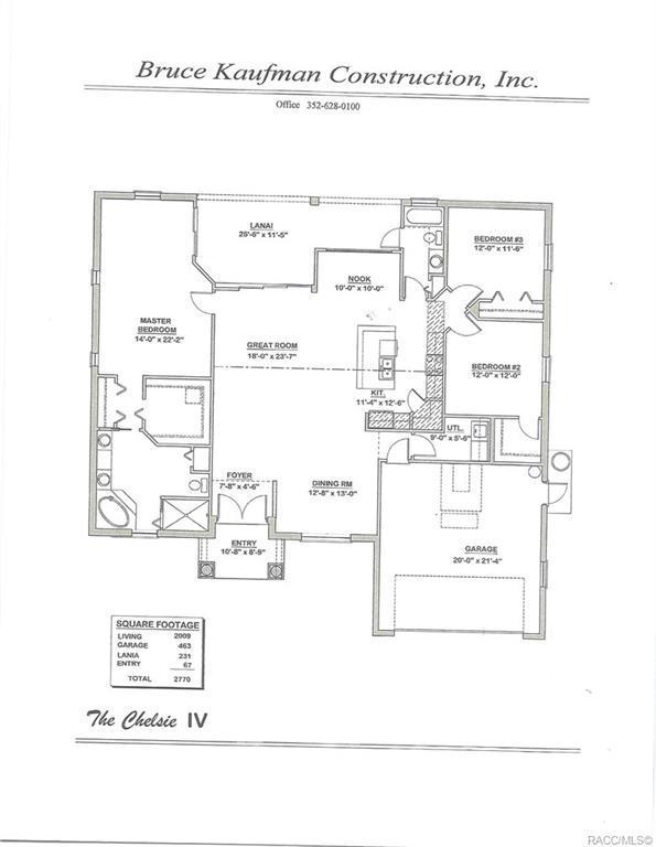 1880 W Mesa Verde Drive, Beverly Hills, FL 34465 (MLS #783806) :: Pristine Properties