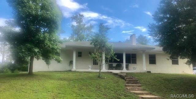 314 Adelphi Street, Inverness, FL 34452 (MLS #783849) :: Plantation Realty Inc.
