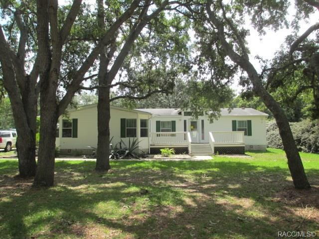 6115 S Coronado Terrace, Lecanto, FL 34461 (MLS #784105) :: Pristine Properties