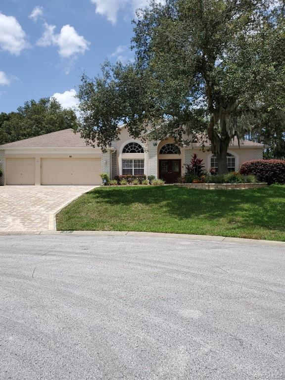 80 N Leafland Point, Lecanto, FL 34461 (MLS #784516) :: Plantation Realty Inc.