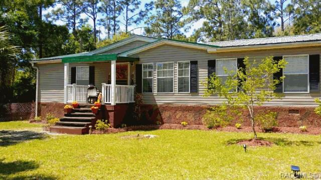 186 Sandi Street, Inglis, FL 34449 (MLS #784870) :: Plantation Realty Inc.
