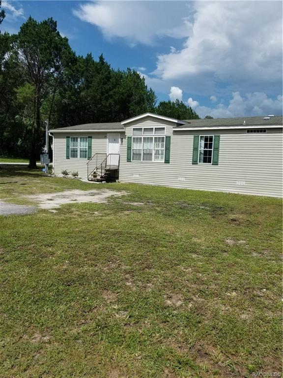 697 N Gulf Avenue, Crystal River, FL 34429 (MLS #784918) :: Plantation Realty Inc.