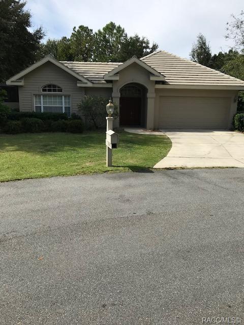 3848 W Crystal Downs Path, Lecanto, FL 34461 (MLS #785113) :: Plantation Realty Inc.