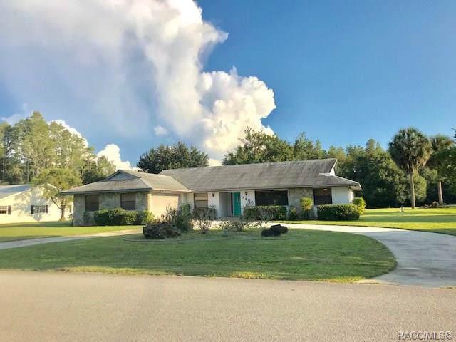 7606 W Golf Club Street, Crystal River, FL 34429 (MLS #786018) :: Plantation Realty Inc.