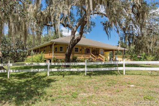 4149 E Shorewood Drive, Hernando, FL 34442 (MLS #786090) :: Team 54