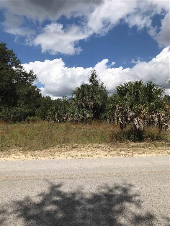 000 NE 13th Street, Crystal River, FL 34428 (MLS #786826) :: Plantation Realty Inc.
