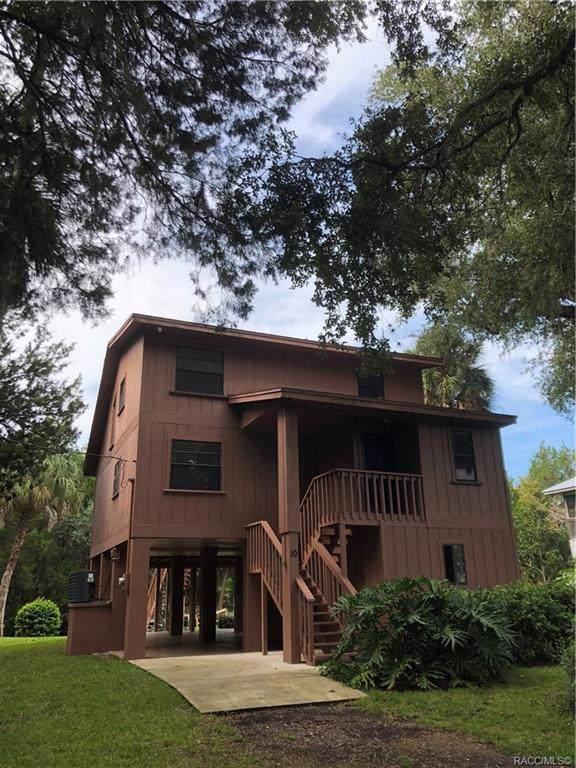 10 Palm Drive, Yankeetown, FL 34498 (MLS #787294) :: Pristine Properties