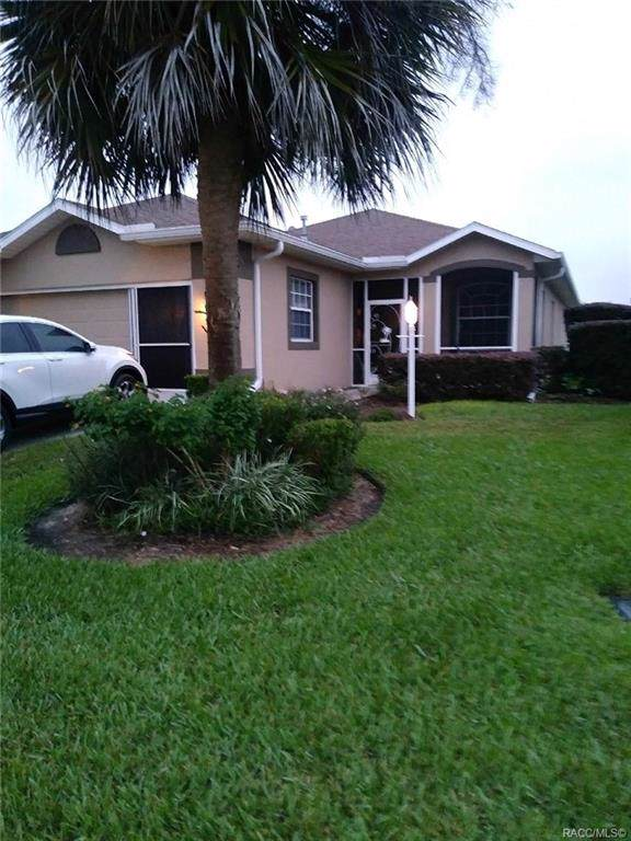 2403 N Andrea Point, Lecanto, FL 34461 (MLS #787740) :: Plantation Realty Inc.
