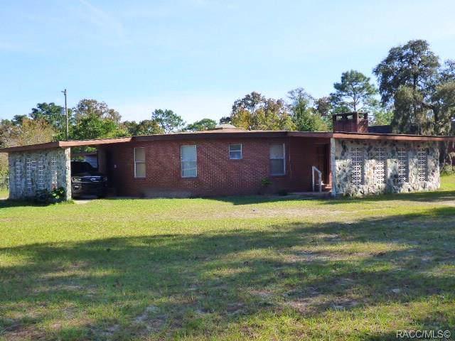 6656 W Hilger Court, Homosassa, FL 34448 (MLS #788081) :: Plantation Realty Inc.