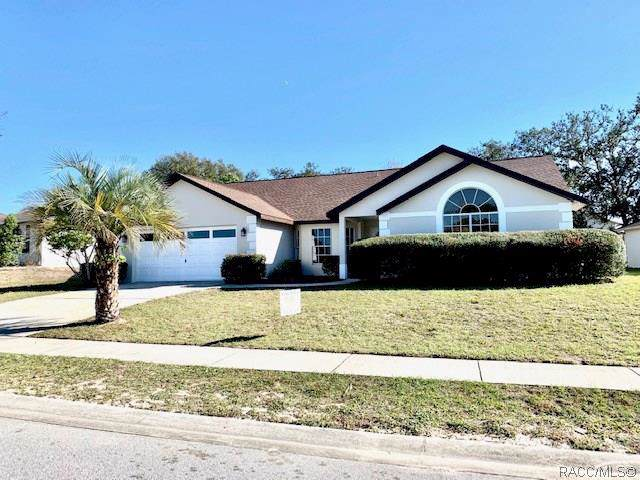 1055 S Brookfield Drive, Lecanto, FL 34461 (MLS #788109) :: Plantation Realty Inc.