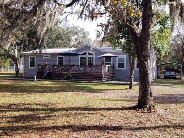 6899 S Straight Avenue, Homosassa, FL 34446 (MLS #788784) :: Plantation Realty Inc.