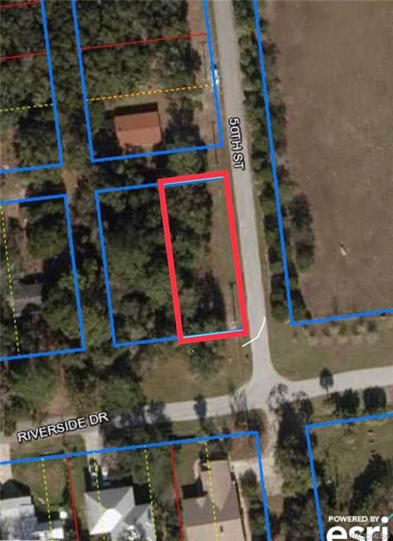 00 Riverside Drive W, Yankeetown, FL 34498 (MLS #788876) :: Plantation Realty Inc.