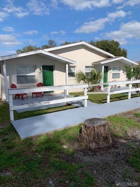 20 Sheltering Oaks Drive, Inverness, FL 34453 (MLS #789040) :: Plantation Realty Inc.