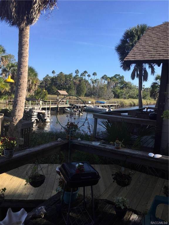 2701 N Seabreeze Point G2, Crystal River, FL 34429 (MLS #789051) :: Pristine Properties