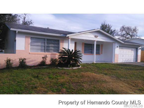 55 S Jeffery Street, Beverly Hills, FL 34465 (MLS #789665) :: Pristine Properties
