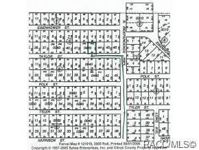 0 Taylor Street W, Inverness, FL 34453 (MLS #789749) :: Pristine Properties