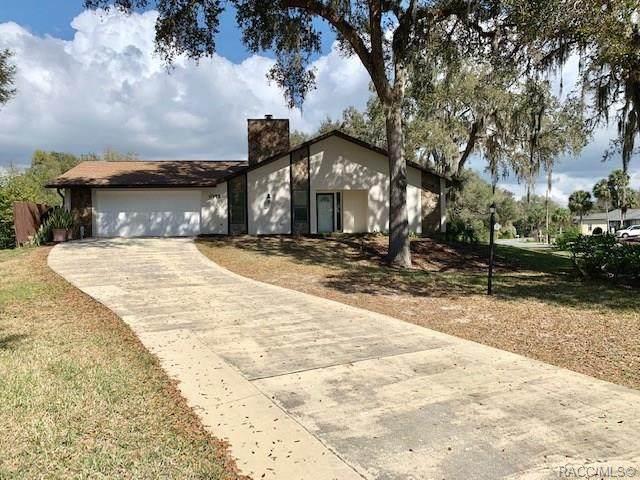 11990 W Timberlane Drive, Homosassa, FL 34448 (MLS #789929) :: Plantation Realty Inc.