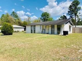 8590 N Reina Loop, Crystal River, FL 34428 (MLS #791215) :: Pristine Properties