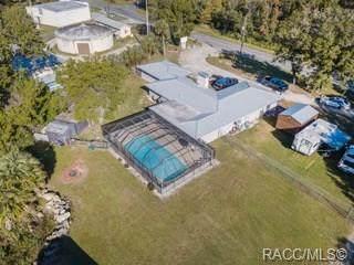 9990 W Fort Island Trail, Crystal River, FL 34429 (MLS #791291) :: Pristine Properties
