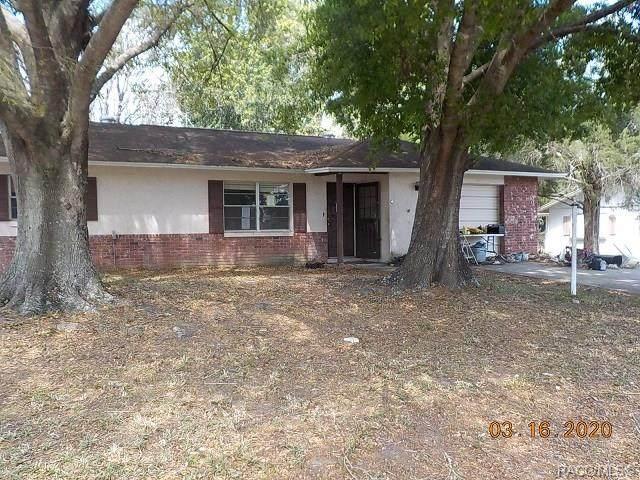 3140 N Maidencane Drive, Beverly Hills, FL 34465 (MLS #791300) :: Plantation Realty Inc.
