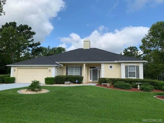 21 Ryewood Circle, Homosassa, FL 34446 (MLS #792008) :: Plantation Realty Inc.