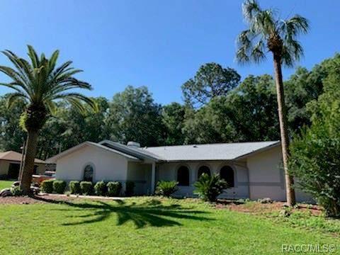 6500 E Shadow Lane, Inverness, FL 34452 (MLS #792058) :: Plantation Realty Inc.