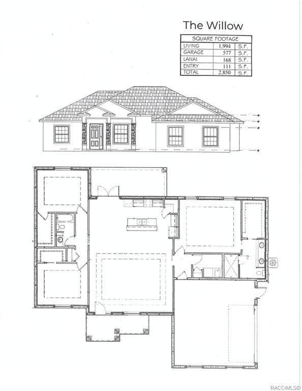 4421 N Deckwood Drive, Beverly Hills, FL 34465 (MLS #792076) :: Plantation Realty Inc.