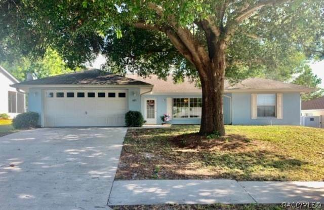 1025 S Brookfield Drive, Lecanto, FL 34461 (MLS #792113) :: Plantation Realty Inc.