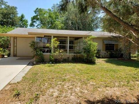2369 S Sandburg Point, Homosassa, FL 34448 (MLS #792191) :: Plantation Realty Inc.