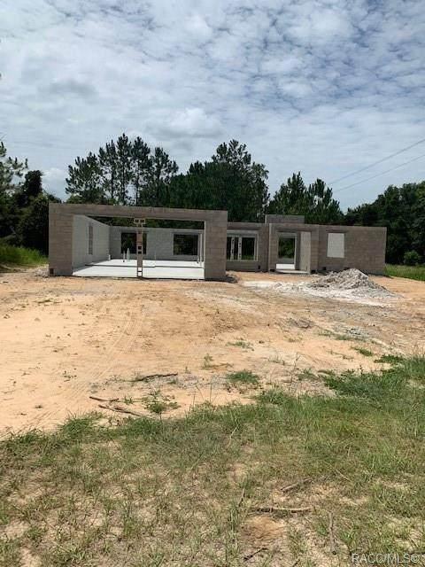 3348 N Canterbury Lake Drive, Hernando, FL 34442 (MLS #792961) :: Plantation Realty Inc.