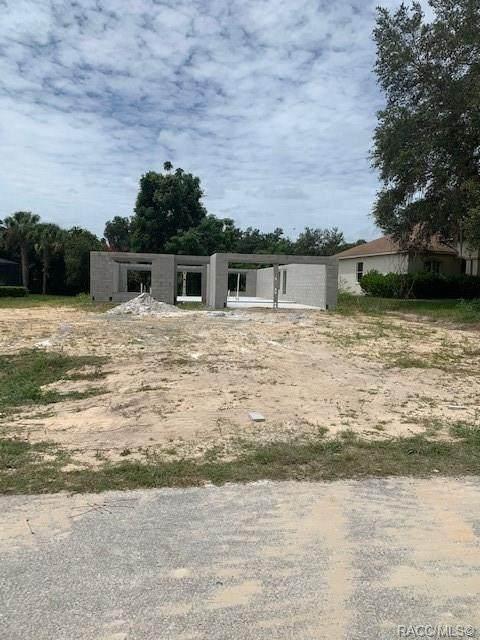 2880 N Folkstone Loop, Hernando, FL 34442 (MLS #792964) :: Plantation Realty Inc.