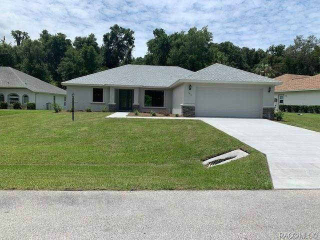 3475 N Canterbury Lake Drive, Hernando, FL 34442 (MLS #792966) :: Plantation Realty Inc.